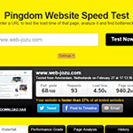 WEBページの読み込む容量を視覚的に測定してくれる「Pingdom Website Speed Test」