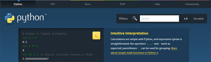 PythonとAtomのインストールと環境構築メモ