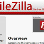 【FTPクライアント】FileZilla(ファイルジラ)の転送速度に感動